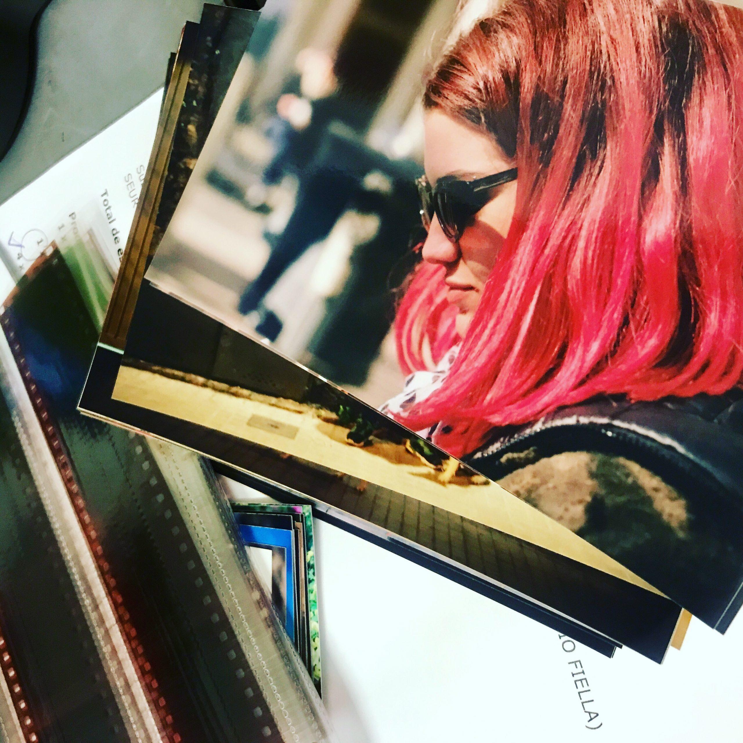 Copias en papel fotográfico