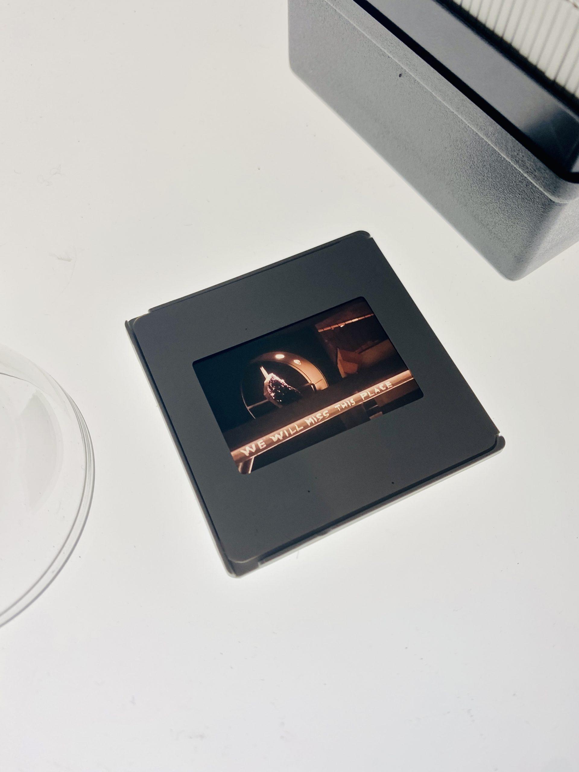 archivo digitales a diapositivas