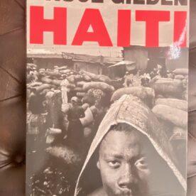 Bruce Gilden. Haiti. Primera Edición (fotolibro de segunda mano)