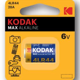 Pila K28A Kodak Max 4LR44 6V