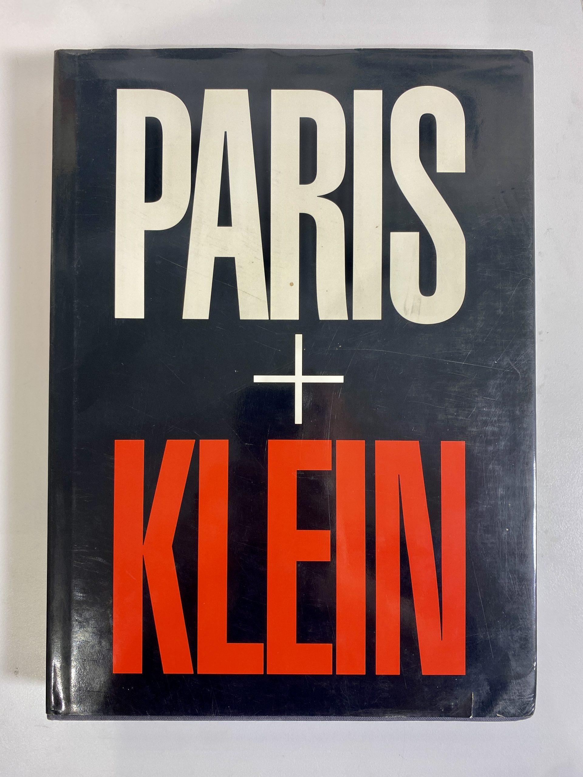 Klein + Paris FOTOLIBRO (segunda mano)