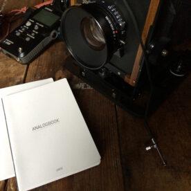 Analogbook Large Format cuaderno para gran formato