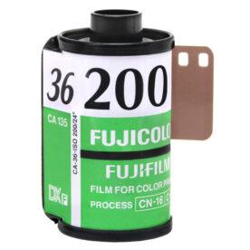 Fujicolor C200 35mm - 36