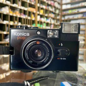 Konica POP cámara de 35mm