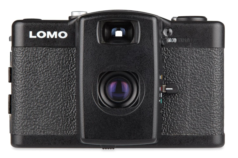 Lomo LC-A+ cámara de 35 mm