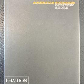 Stephen Shore: American Surfaces phonebook