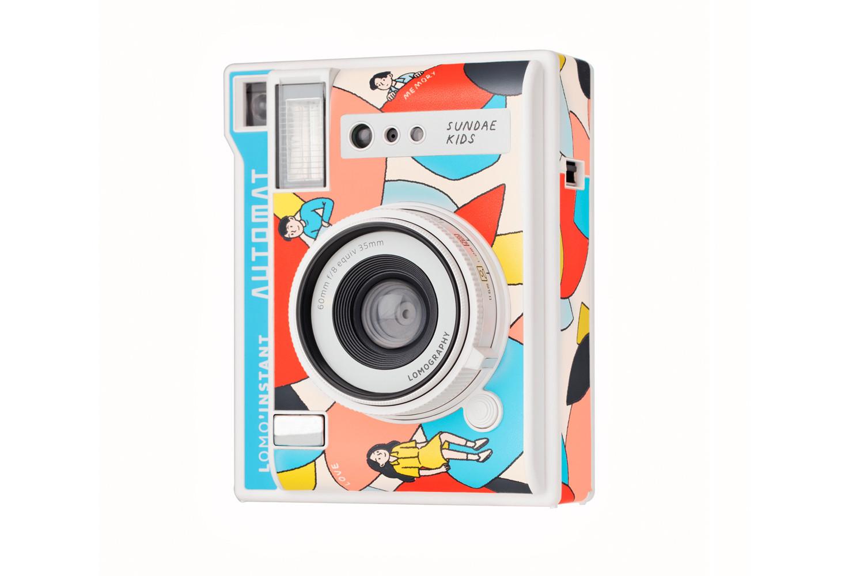 Lomo'Instant Automat Camera (Sundae Kids Edición)