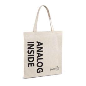 ÄNALOG INSIDE all-cotton tote bag